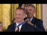 Presidential Medal Of Freedom Star Studded Ceremony