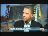 President Obama Wolf Blitzer Interview August 16, 2011