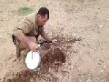 Peshmerga Removing ISIS IEDs