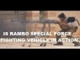 Pimp My Ride IS Style - Fearsome ISIS Special Force Rambo Demonstrates New Highly Advanced IS Battlefield Technology Combat Proven On