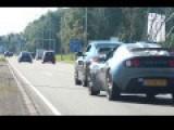 Porsche 911 GT3 Drifting