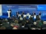 Putin Accuses U.S. Of Damaging World Order