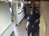Police Attack Nurse For Calling Supervisor