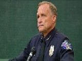 Police Chief Breaks Down Over Department's Corruption