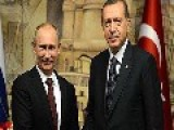 PUTIN VISIT ERDOGAN .RUSSIAN TURCO TRADE 100.-BILLION USD