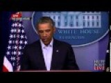 President Obama Delivers A Statement About Fergunson & Iraq | THE WHITE HOUSE