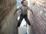 Pakistani Spider Boy Talent