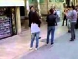 Positive Scenes From Syria-spontaneous Street Dance 2011