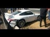 PORSCHE TEST DRIVE GONE WRONG - SOUTH AFRICA