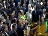 President Rousseff Faces Growing National Anger In Brazil