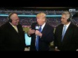 President Trump At Army Navy Game