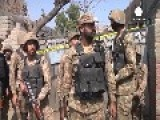 Pakistani Taliban Faction Claims 'revenge' Suicide Bombing