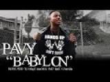 Pavy Babylon M V Dedicated To Mike Brown & Eric Garner