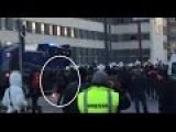 Pegida Demo Cologen 9.January - Manipulated By Agent Provocateur - BUSTED!
