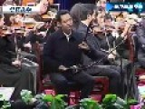 Party Chief Plays Chinese Violin To Win Hearts And Minds Of Local Population
