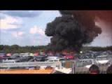 Plane Crash At Blackbushe Airport In Hampshire, England. | 31 07 2015