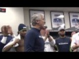 Pete Carroll Post-Game Locker Room Speech NFC CHAMPIONSHIP