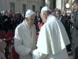 Pope Francis Condemns 'hidden Euthanasia' Of Old People