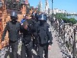 Police Arrest Tens Of Far-Right Attackers At Kiev Gay Pride March