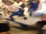 Pittsburgh Monroville Mall Fight Up Close