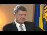 Poroshenko On Energy Co-operation With Canada