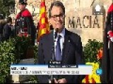 Philip VI's Call For National Unity Heard Loud And Clear By Basques &amp Catalans