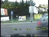 Police Chase In Poland