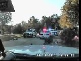 Police Kick Shit Out Of Guy, Arrest His Family, Kick Their Dog