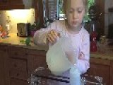 Pancake Printer Creates A Tasty Animation