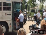 Parks Police Arrest 100+ In White House Anti-Deportation Rally