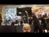 Press Conference Gone Wrong - Whyte Vs Chisora Fight Starts Early