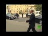 Putin Goes On A Wild Walk
