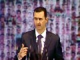 President Al-Assad : Out Of Womb Of Pain, Hope Should Be Begotten, From Suffering Important Solutions Rise