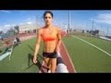 Pole Vaulting With Allison Stokke
