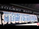 Polish Football Fans Send Clear Message To Muslims And Islam