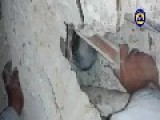 Palestinian Rescue A Baby After The Destruction Of The House By Israeli Graphic