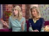 Peaches Geldof And Katie Hopkins Discuss Parenting