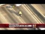 Police Chase Suspect Ditches Cops By Taking Off His Coat & Walking Off ORIGINAL