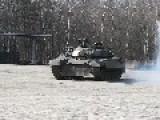 PT - 91 EX Maneuvering