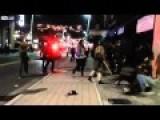 Punks Vs Ghetto People Vs Police Fight