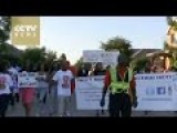 People Rally In US To Protest Police Abuse Of Black Teen