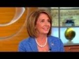 Pelosi: Too Much Being Made Of Clinton Emails