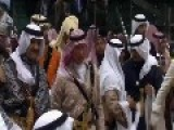 Prince Charles Dances With Saudi Sword