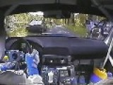 Probably The Best Driving You'll Ever See