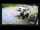 Policemen In Action