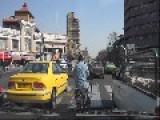 Persian Van Taxi Consonantly Mitigating Traffic,Tehran