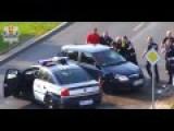 Poland - Police Chase Hollywood Style