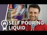 Polyethylene Oxide The Liquid That Pours Itself