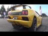Porsche 918 Spyder Against The Lamborghini Diablo V12 Head To Head!!