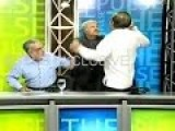 Pakistani Politicians Fight Again On Live Show